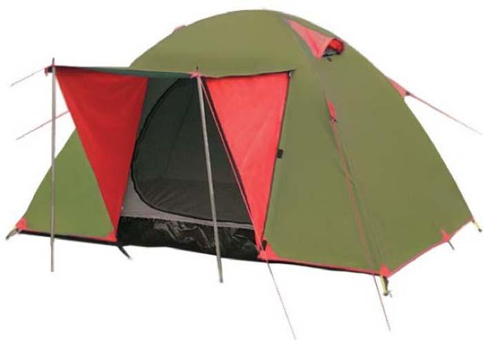 Палатка Tramp Lite Wonder 3, цвет: зеленый. TLT-006.06 цена