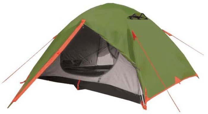 Палатка Tramp Lite Erie, цвет: зеленый. TLT-023 цены онлайн