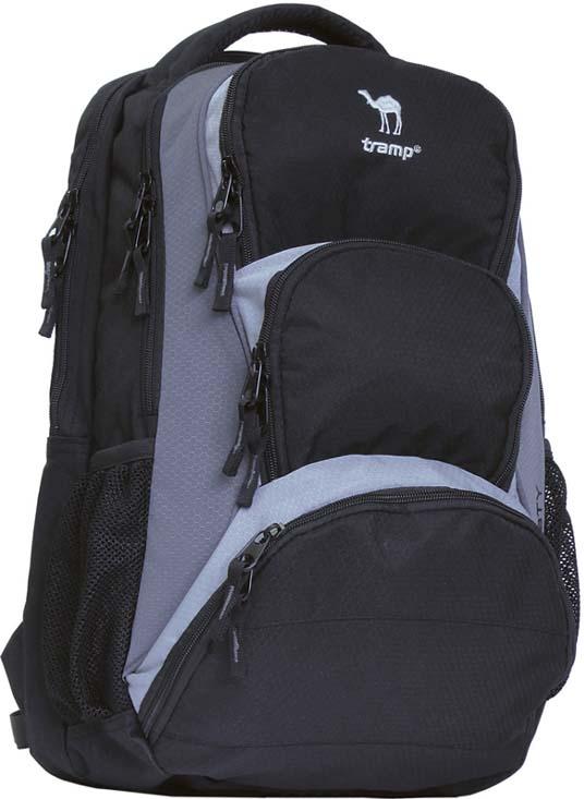 Рюкзак Tramp, цвет: черный, 30 л. TRP-006.10 цена