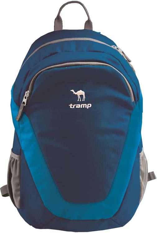Рюкзак Tramp City, цвет: синий, 22 л. TRP-021 цена