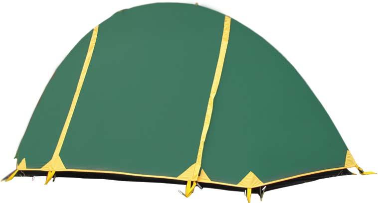 Палатка Tramp Bicycle Light (V2), цвет: зеленый. TRT-33