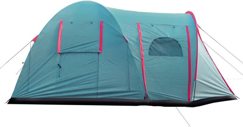 Палатка Tramp Anaconda (V2), цвет: зеленый. TRT-78