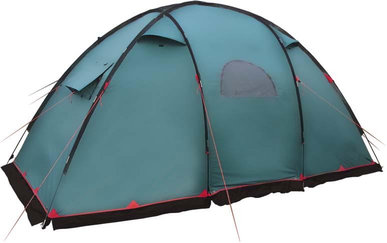 Палатка Tramp Eagle (V2), цвет: зеленый. TRT-86 tramp space 4 trt 019 04