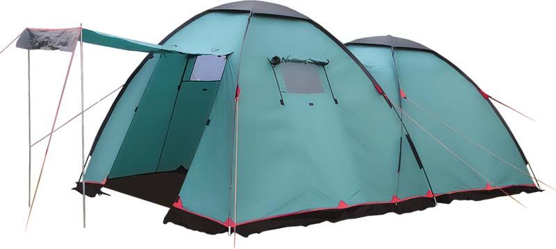 Палатка Tramp Sphinx (V2), цвет: зеленый. TRT-88