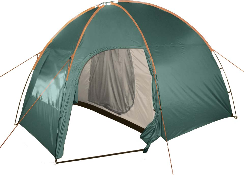 Палатка Totem Apache (V2), цвет: зеленый. TTT-023 велосипед kross soil 2 0 2016