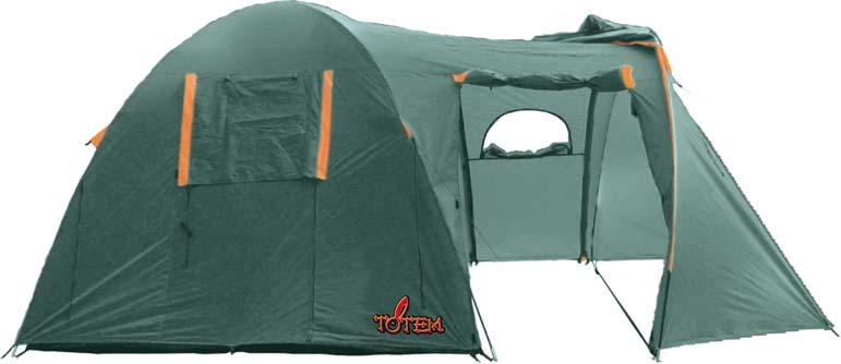 Палатка Totem Catawba (V2 ), цвет: зеленый. TTT-024 палатка totem tepee v2 green ttt 020