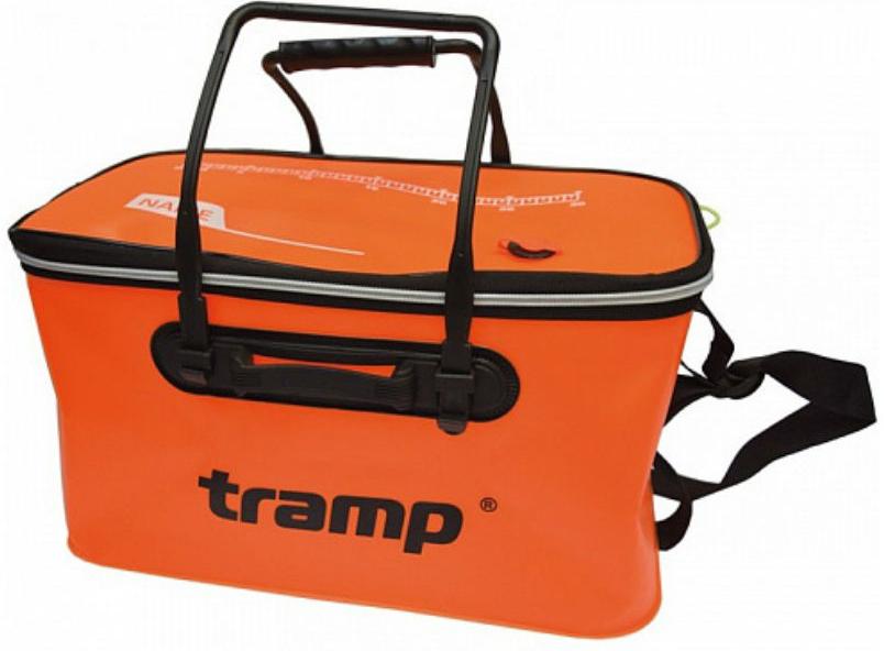 Сумка рыболовная Tramp, цвет: оранжевый, 55 х 30 х 30. TRP-030