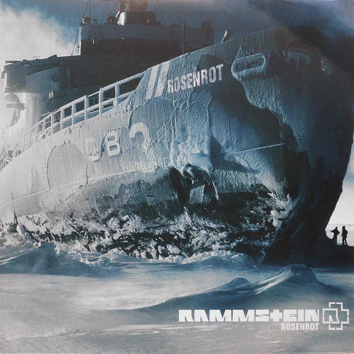Rammstein Rammstein. Rosenrot (2 LP) футболка rammstein