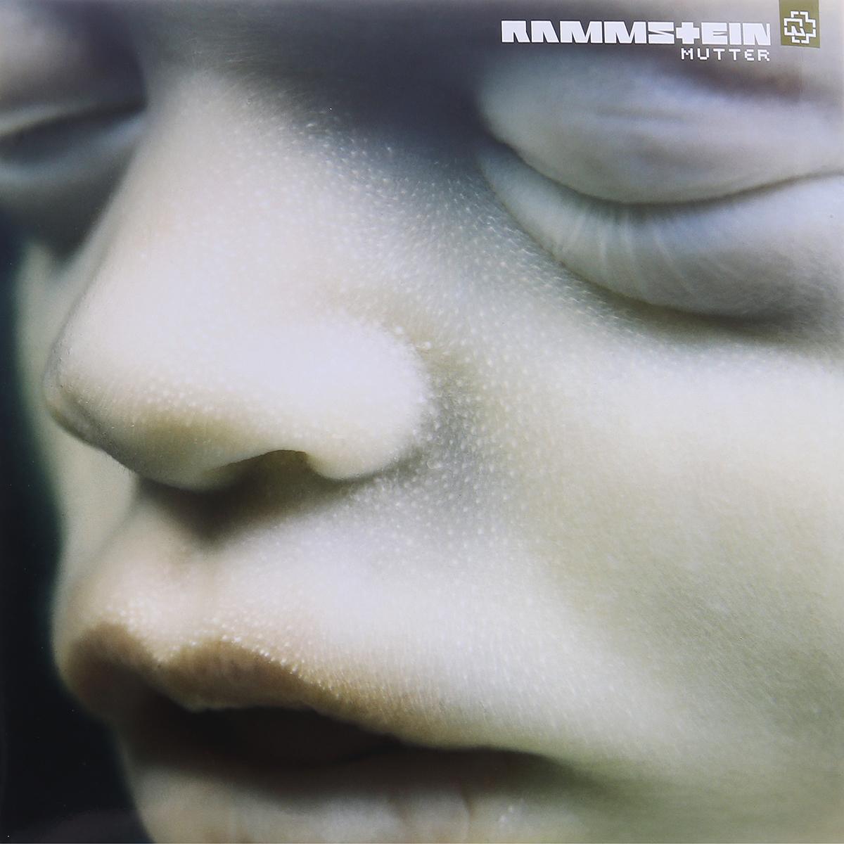Rammstein Rammstein. Mutter (2 LP) футболка rammstein