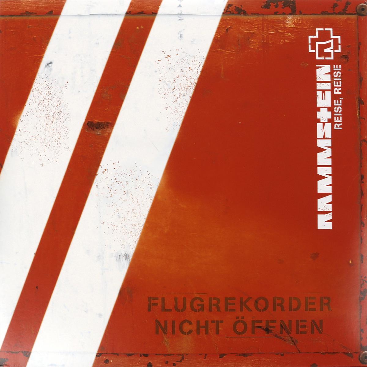 Rammstein Rammstein. Reise, Reise (2 LP) футболка rammstein