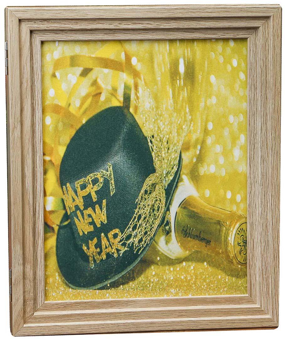 """Ключница настенная """"Новогодние подарки"""", 30 х 25 х 5 см. 3798292"""