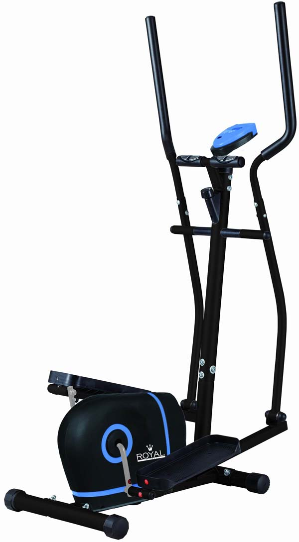 Эллиптический тренажер Royal Fitness, магнитный. DP-418E Royal Fitness