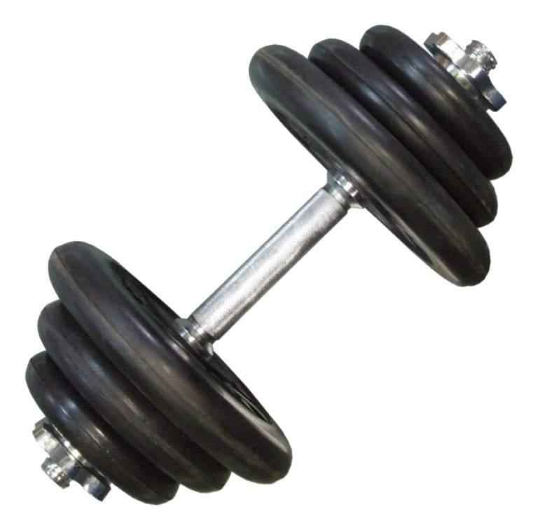 Гантель разборная Mb Barbell Atlet 20 кг цена