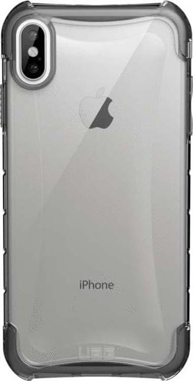 Защитный чехол UAG Plyo для Apple iPhone XS Max, цвет: серый