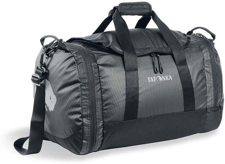 Сумка дорожная Tatonka Travel Duffle S, цвет: черный, 35 л1945.040Сумка Travel Duffle легко складывается в свой боковой карман, становится плоской и таким образом она компактно размещается в любом багаже. Сумка оснащена прочными ручками в центральной части и длинной ручкой на плечо. По бокам расположены два просторных кармана. При своем объеме в 35 литров сумка достаточно легкая (600г), но при это чрезвычайно прочная. Преимущества: Съемная ручка через плечо Боковые ручки Во внутренней части - карман на молнии Два боковых кармана на молнии Крючок для ключей в боковом кармане Возможность компактно сложить сумку Размер в сложенном виде 28x30x6 см