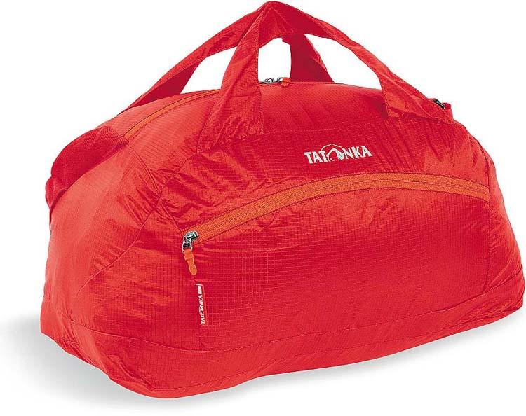 Сумка дорожная Tatonka Squeezy Duffle S, цвет: красный, 30 л сумка дорожная tatonka squeezy duffle