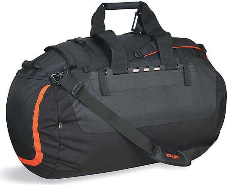 Сумка дорожная Tatonka Barrel EXP XL, цвет: черный, 130 л сумка дорожная tatonka squeezy duffle