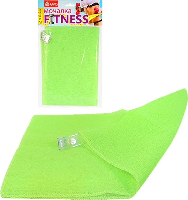 Мочалка Eva Fitness AktiveTex Wave, 90 х 30 см цена