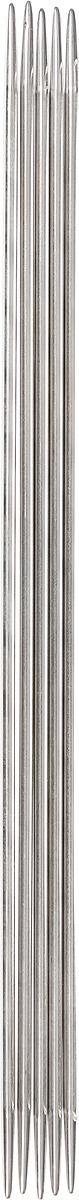Фото - Спицы прямые Gamma, металлические, диаметр 2,5 мм, длина 20 см, 5 шт спицы прямые gamma металлические диаметр 5 мм длина 20 см 5 шт