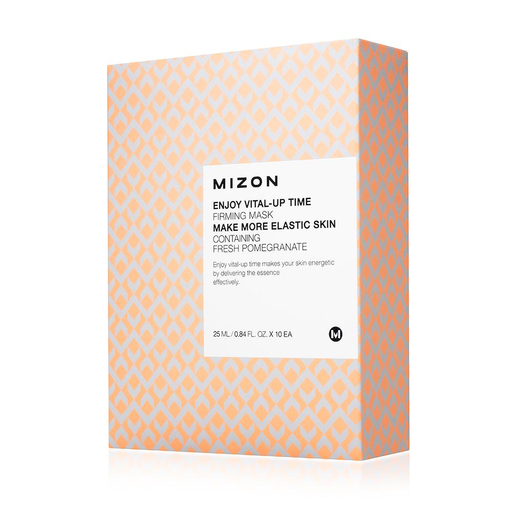 Витаминная маска Mizon Enjoy Vital-Up Time Firming Mask-Set, 25 мл* 10 мл