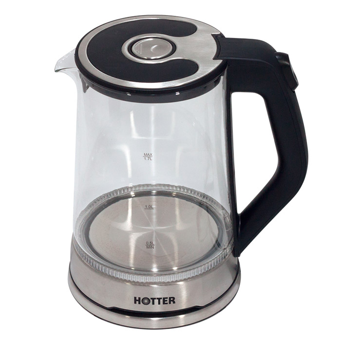 Электрический чайник Hotter Чайник электрический 1,7л. HX-590