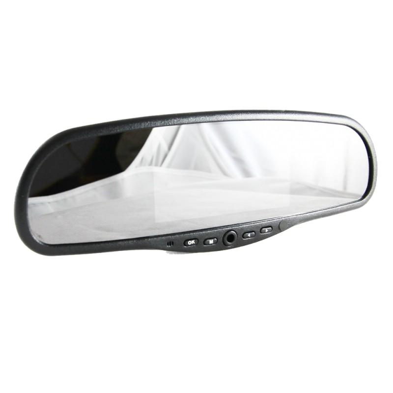 Видеорегистратор-зеркало AUTOLUXE HD-420A видеорегистратор зеркало autoluxe 2 камеры 720p hd 1280 720