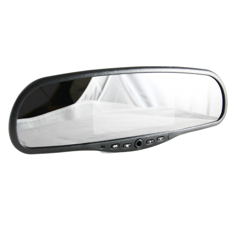 Видеорегистратор-зеркало AUTOLUXE HD-420A цена