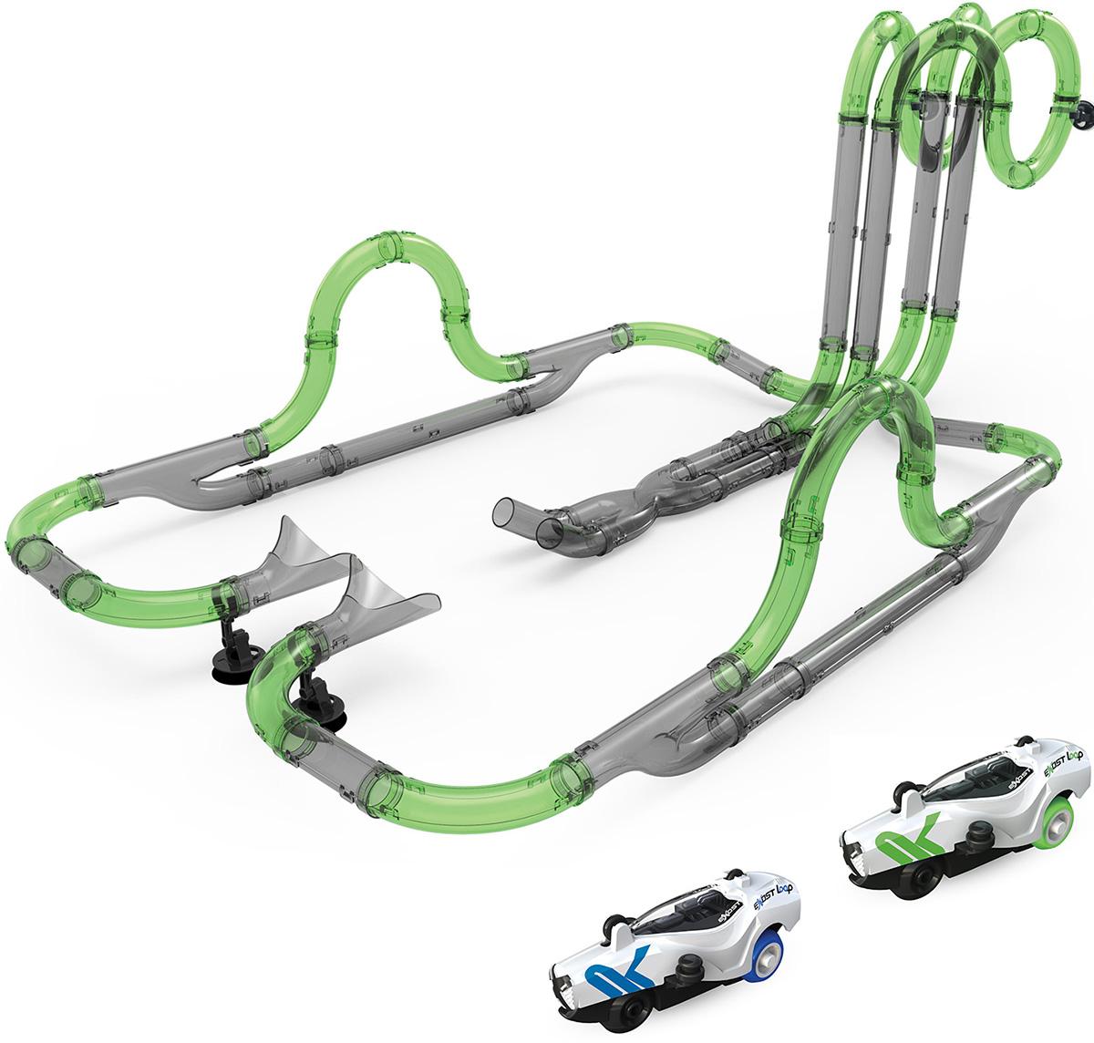 Игровой набор Silverlit Exost Loop. Супер делюкс набор, 20234 цена