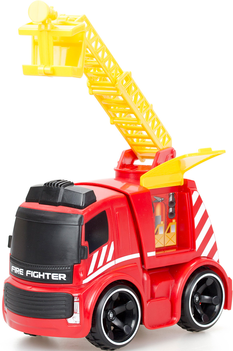 """Игровой набор Silverlit """"Tooko. Пожарная машина Tooko"""", 81486"""