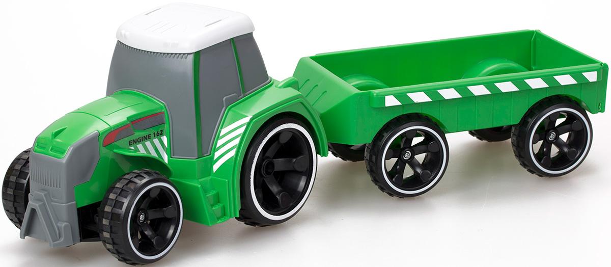 """Игровой набор Silverlit """"Tooko. Трактор Tooko на ИК"""", 81490"""