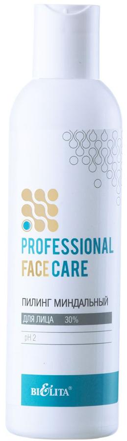 Пилинг для лица Белита Professional Face Care. Миндальный, 30%, 200 мл густая себорея кожи