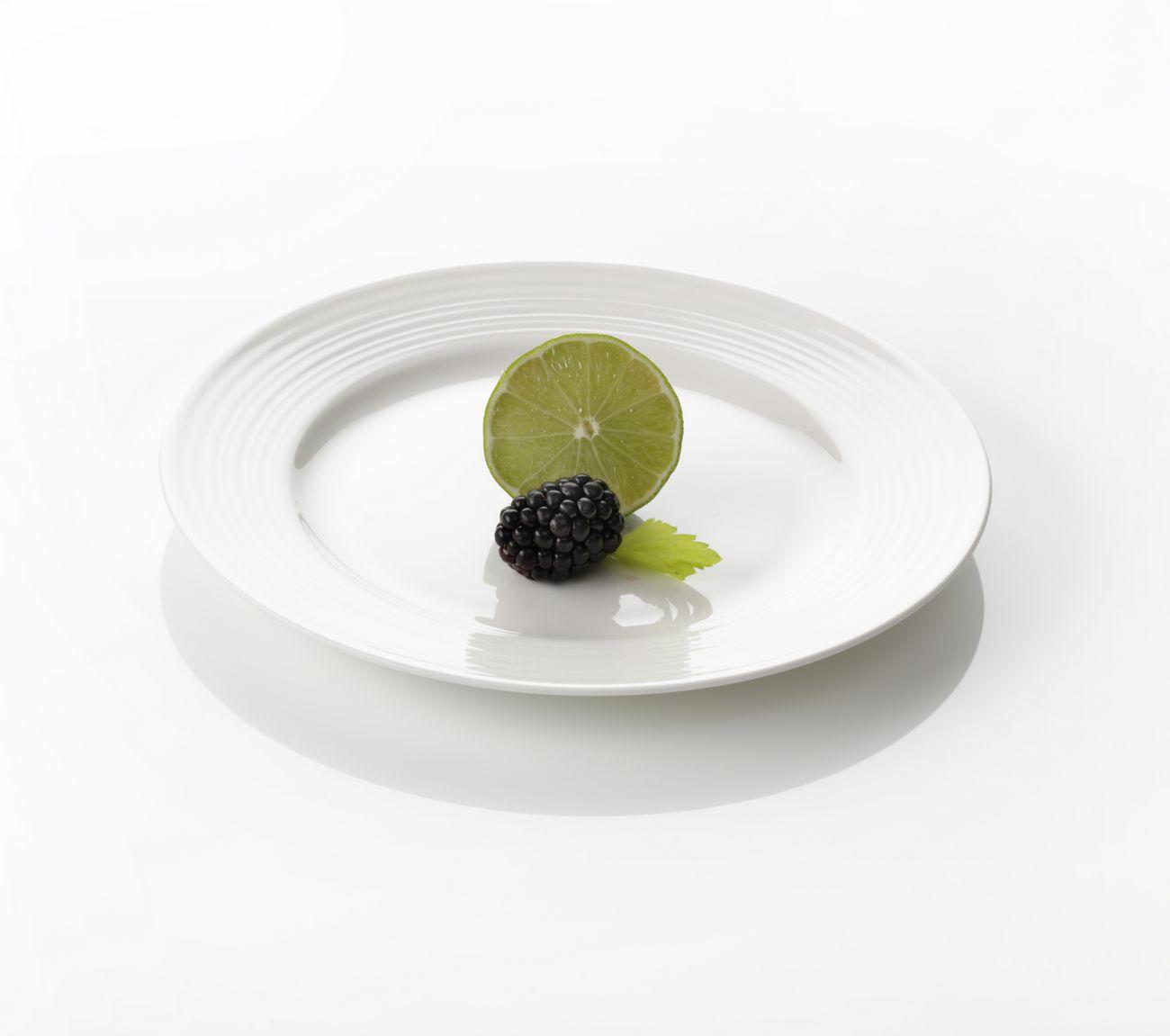 Набор десертных тарелок Aida Passion, в подарочной упаковке, цвет: белый, диаметр 20 см, 4 предмета. 19282