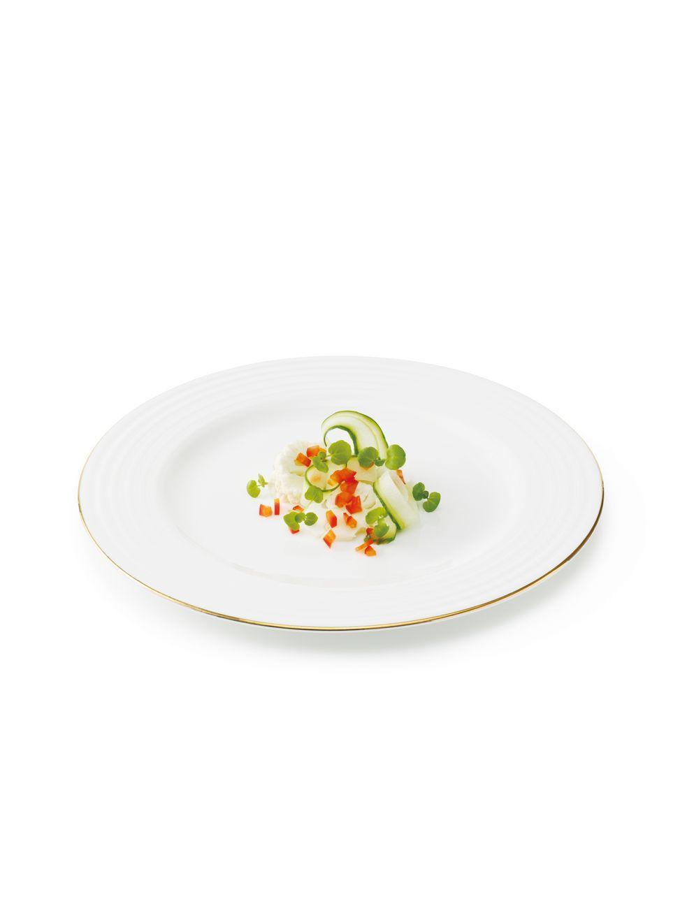 Набор обеденных тарелок Aida Passion, в подарочной упаковке, цвет: белый, диаметр 28 см, 4 предмета. 19483 набор обеденных тарелок lsa dine цвет белый диаметр 27 см 4 шт