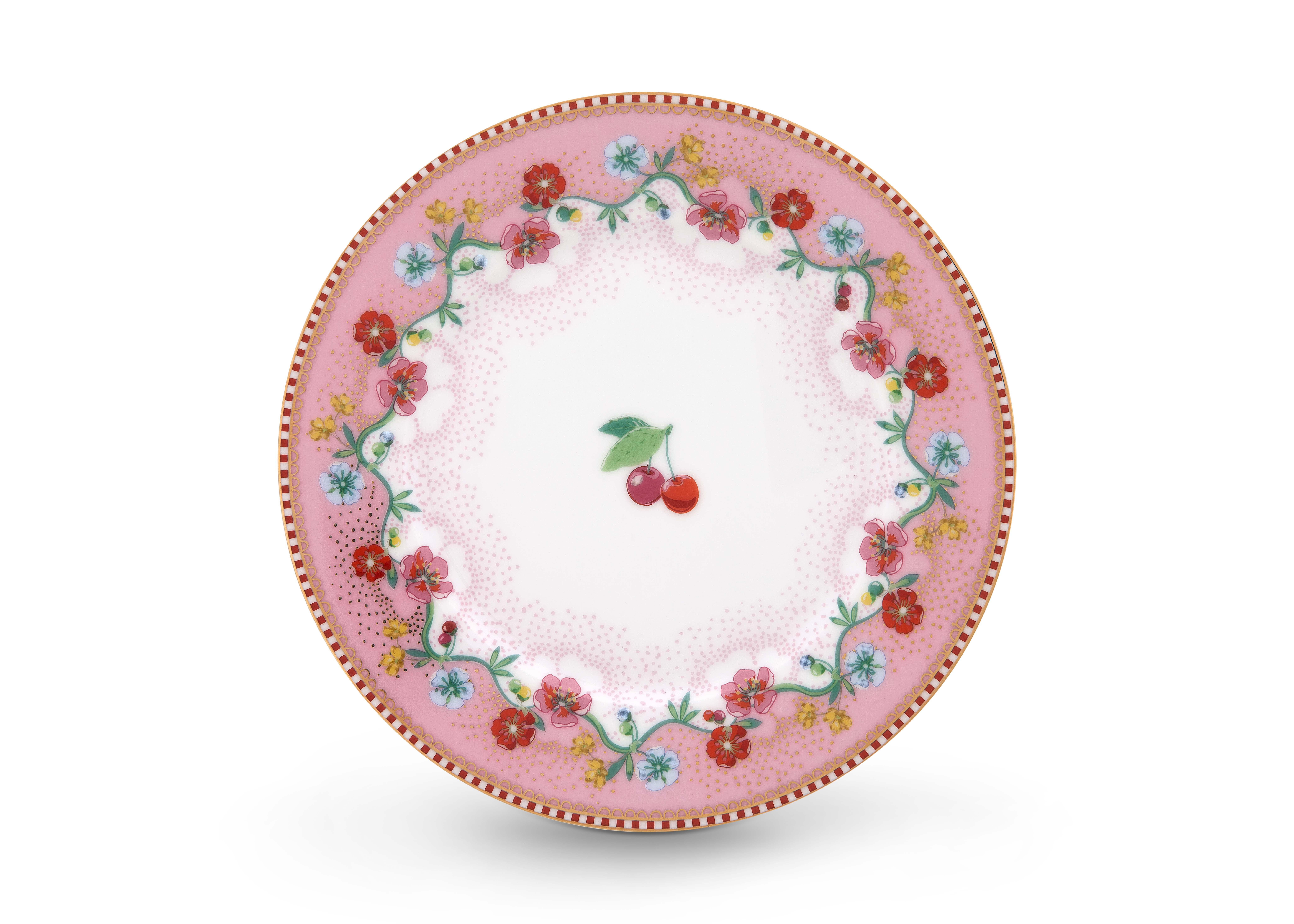 Набор из 2 тарелок Floral