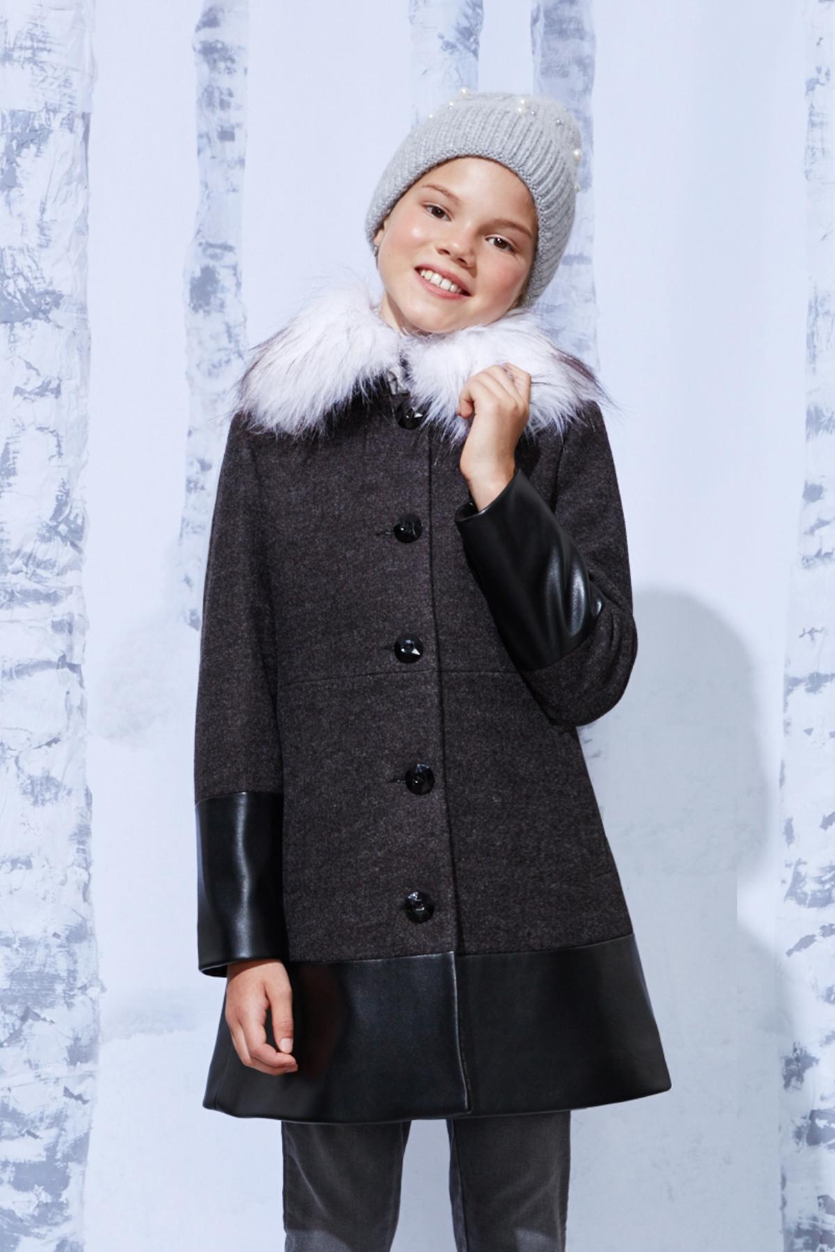 Пальто Смена пиджак с отложным воротником b young