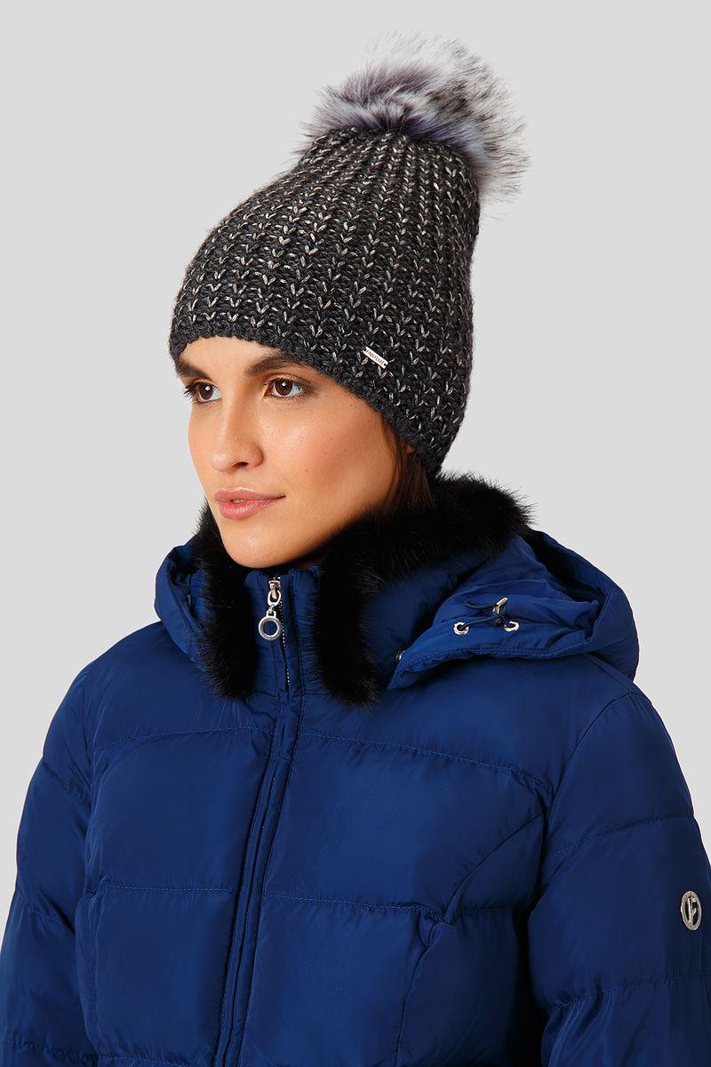 Шапка Finn Flare шапка женская finn flare цвет темно серый w16 11120 204 размер 56 page 9