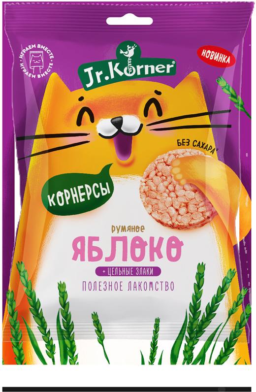 Мини-хлебцы хрустящие рисовые с яблочным соком Dr. Korner, 30 г