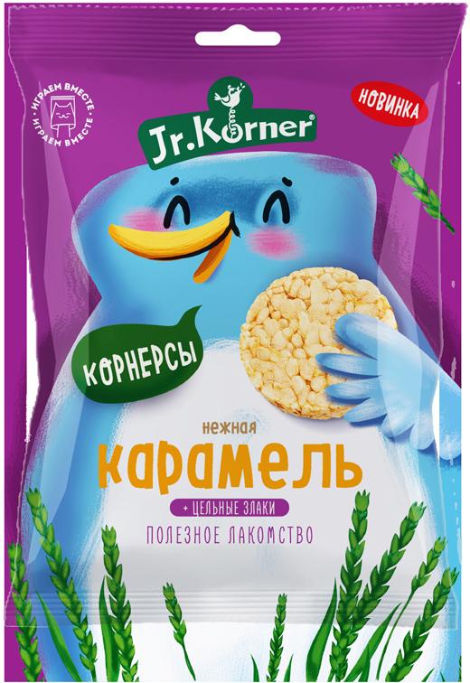 Мини-хлебцы хрустящие рисовые карамельные Dr. Korner, 30 г dr schar fette croccanti хлебцы 150 г