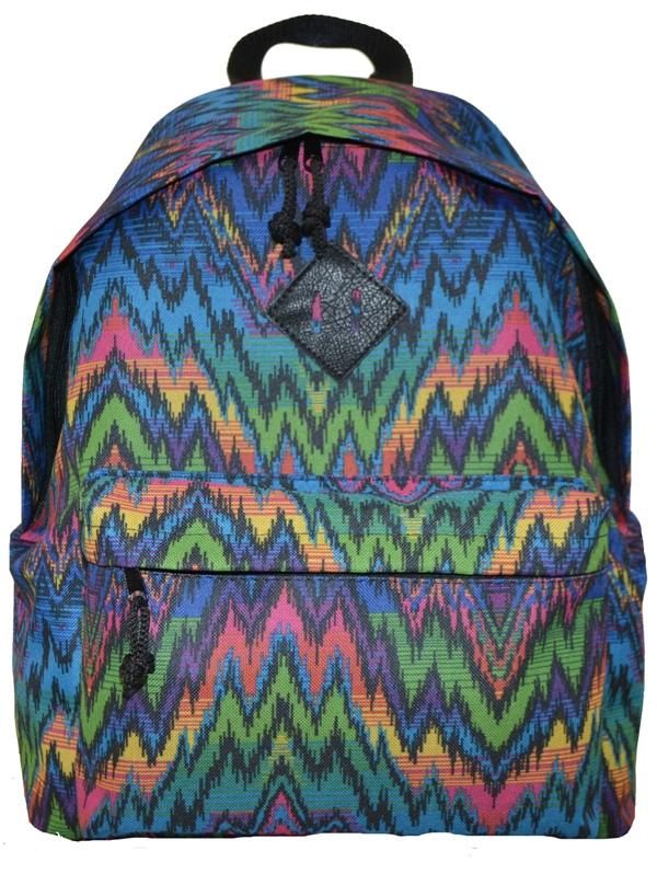 <b>Рюкзак городской Union</b>, <b>цвет</b>: синий. 541/зигзаг — купить в ...
