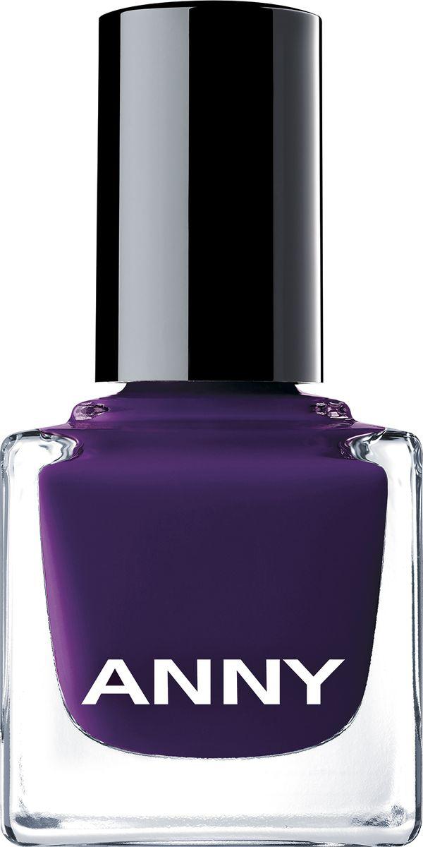 Лак для ногтей ANNY Ultra Violet № 204.10, 15 мл лак для ногтей anny anny an042lwcmoc8
