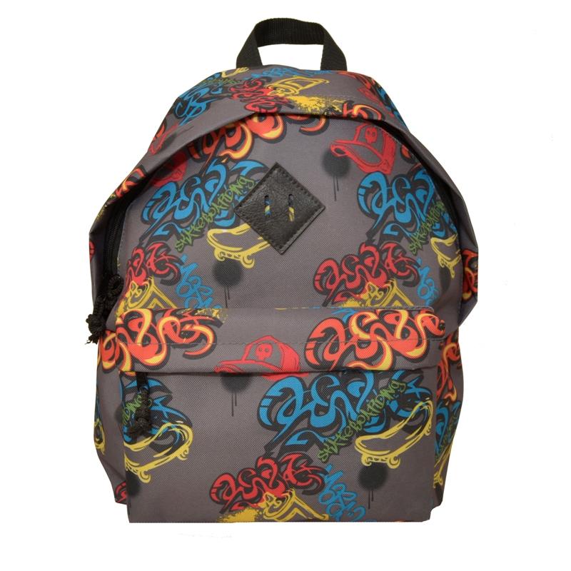 Рюкзак городской Union, цвет: серый. 541/серый