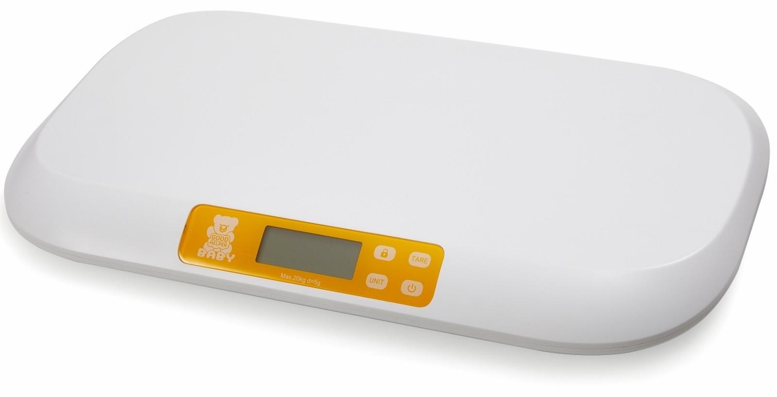 Детские весы GOODHELPER Весы детские GOODHELPER BD-S27, BD-S27, белый