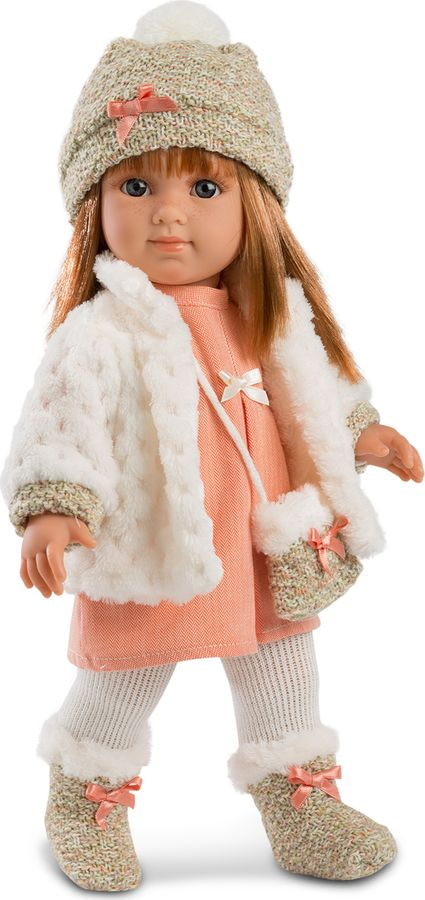 Кукла Llorens Елена. L 53521 llorens кукла елена l 53516