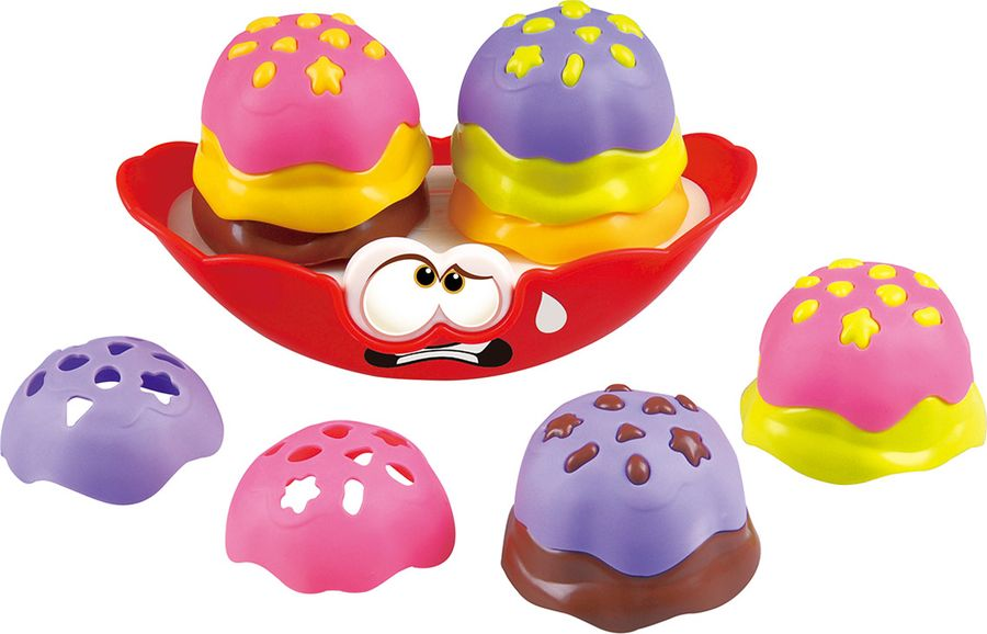 Набор игровой PlayGo Балансир с формами Мороженое playgo игровой набор тостер цвет розовый