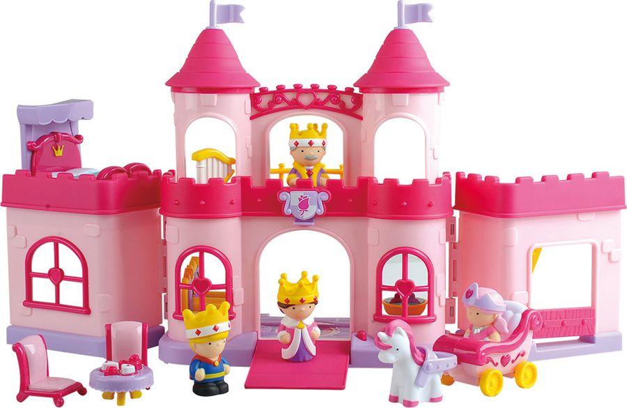 Набор игровой PlayGo Королевский замок playgo игровой набор тостер цвет розовый