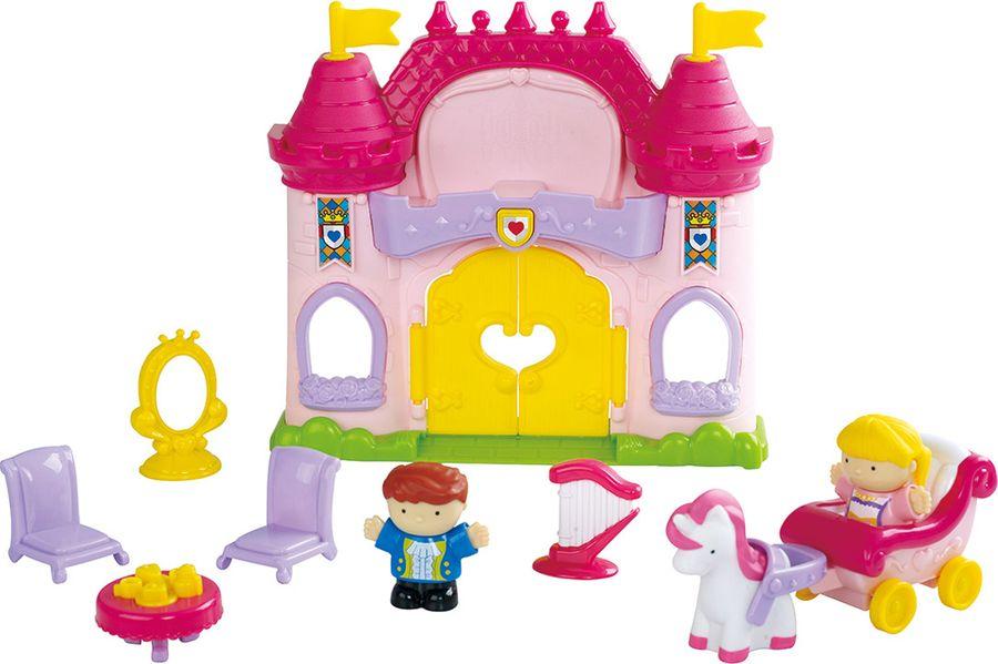Набор игровой PlayGo Сказочный замок игровой набор playgo сказочный замок