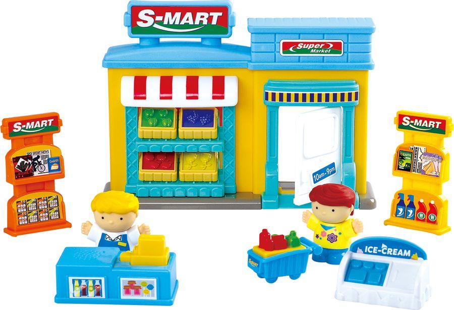 Набор игровой PlayGo Супермаркет игровой набор playgo супермаркет