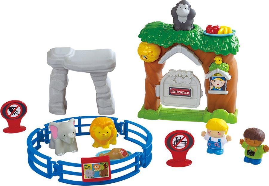Набор игровой PlayGo Сафари игровой набор playgo сказочный замок