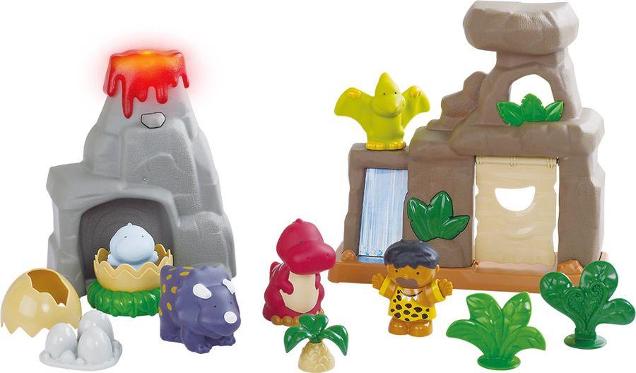 Набор игровой PlayGo Динозавры playgo игровой набор тостер цвет розовый