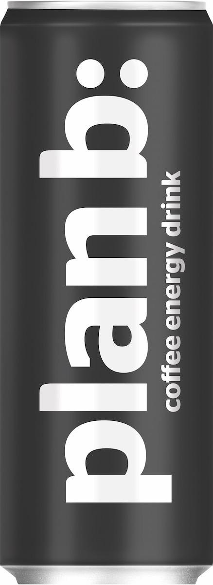 Энергетический напиток Plan B Энергия Кофе, безалкогольный тонизирующий, газированный plan b dúo esher